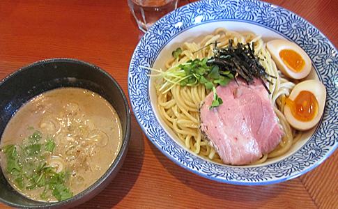 つけ麺(柚子風味)@麺処ほん田